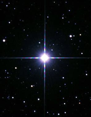 Star photo, image by NASA