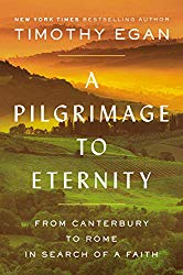 Book cover of A Pilgrimage to Eternity